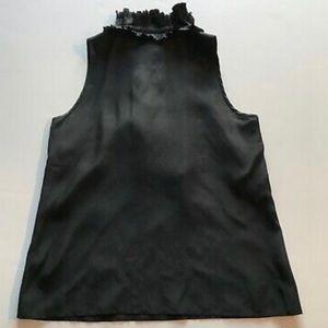 J. Crew Tops - J crew silk pleated ruffle blouse 😍